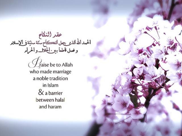 Marriage tips in Islam (11)