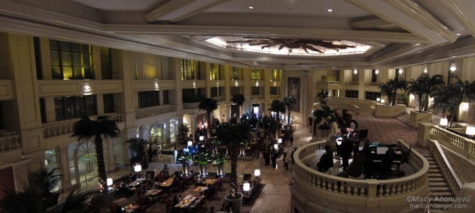 The Peninsula Manila – a tranquil oasis in the heart of Makati CBD