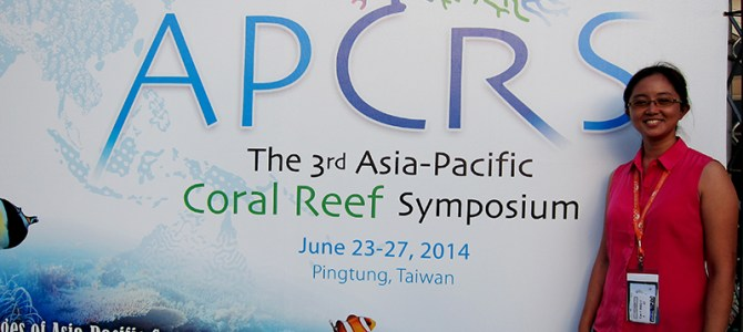 Science Nerd Mode at the 3rd APCRS