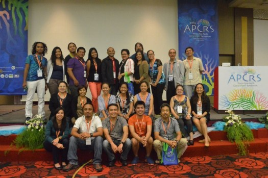 team Philippines at APCRS 2014_smaller