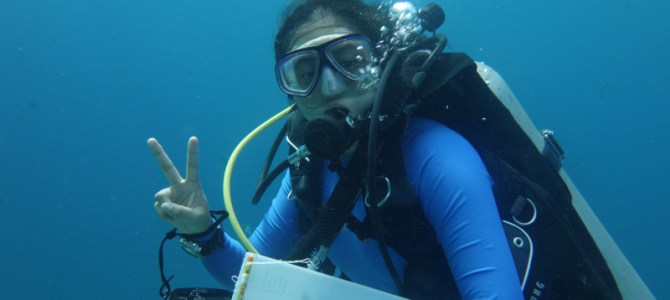 So what does a marine biologist do, exactly?