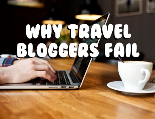 Why Travel Bloggers Fail