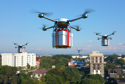 7-Eleven starts commercial drone delivery services in the US