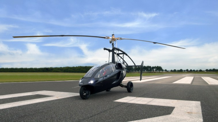 PAL-V International Starts Taking Orders its New of Flying Car Model