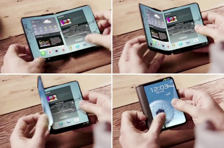SamsAung Set to Launch a Foldable Smartphone later in the Year