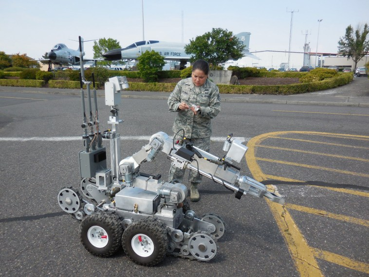 New Robot Inspector Helps with Checking Bridges for Defects