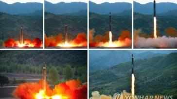norht korea missile launch