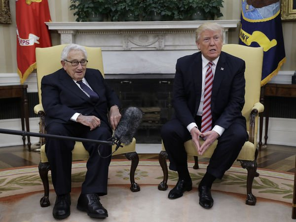 trump kissinger