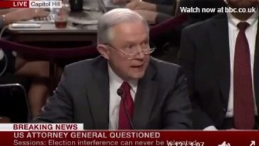 jeff sessions russia collusion