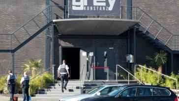Grey Club Konstanz Terrorist Attack