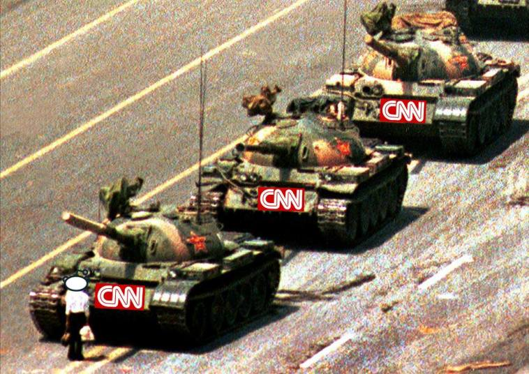 cnn blackmail