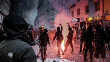 Antifa banned in Germany