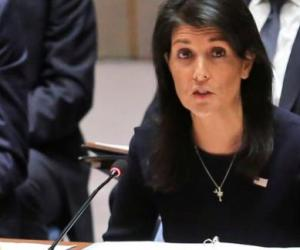nikki haley north korea begging for war