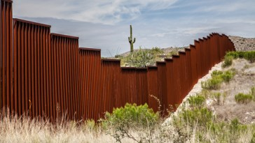 border walls work