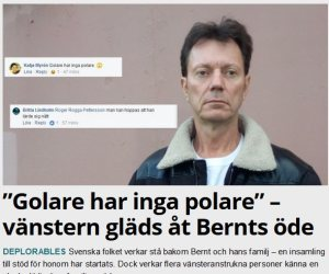 Bernt Herlitz fired sweden