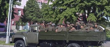 north korea real army 1