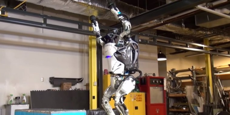 boston dynamics robot backflip