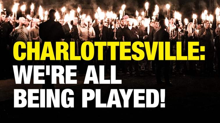 charlottesville stand down order