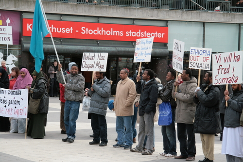 Sweden failed state