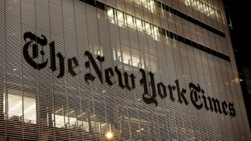 new york times is fake news