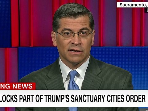 California Attorney General to Prosecute Employers who Cooperate With ICE Officials