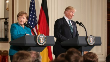 Germany to Abandon Climate Goal After Merkel Criticized Trump for Doing Same