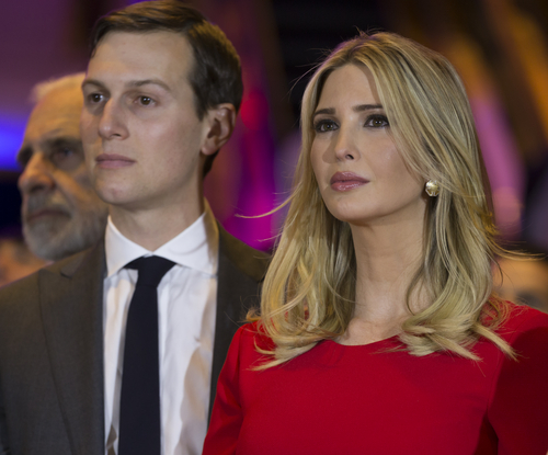 Claim: President Trump To Be Cleaning House Soon: Jared, Ivanka, McMaster, Kelly All on Way Out!