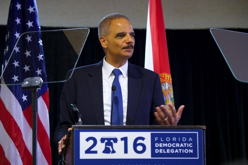 Obama's Former AG Eric Holder Predicts Obstruction Charge Against Trump: 'I've known Mueller 20, 30 years'