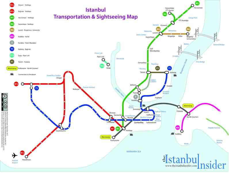 istanbul top tourist attractions map metro metrosu railway train istanbul map tourist attractions map of madrid tourist attractions sightseeing tourist tour