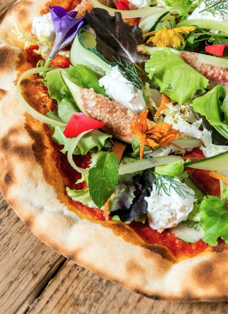 The Most Sustainable Pizzeria In Italy