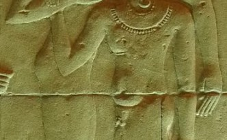 Breastfeeding, it's not just for Egyptian gods