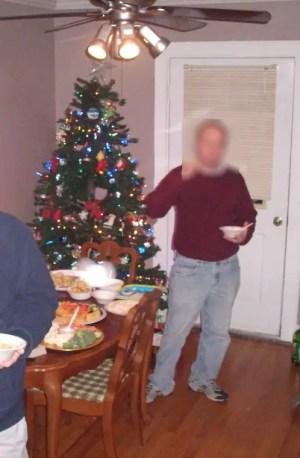 First Christmas Tree