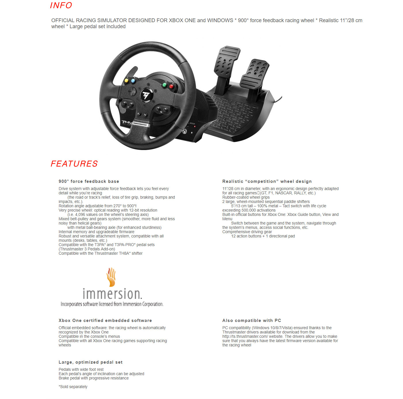 Cheap Xbox One Racing Wheel