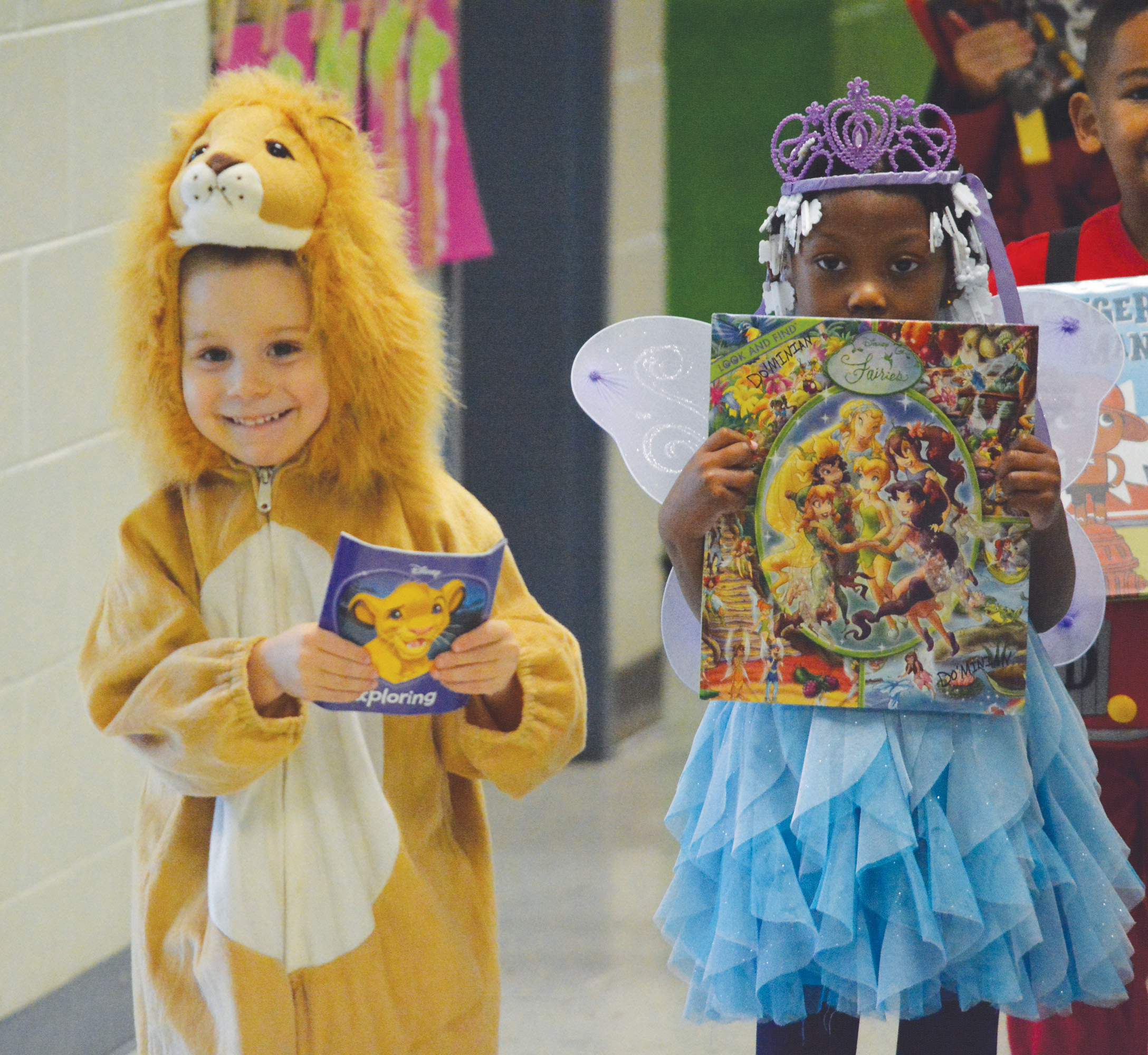 Sumter Elementary School Celebrates Favorite Storybook