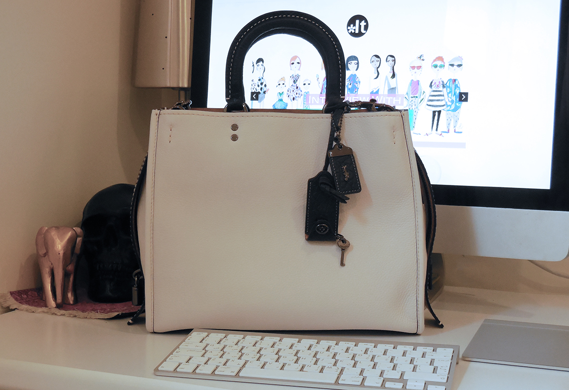 """f0eca1b7acfb Loving  It! Coach """"The Rogue"""" New It Bag of the Moment!"""