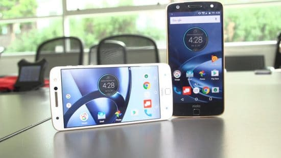 moto z & moto z force to be available