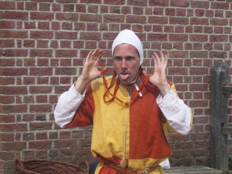medieval fool