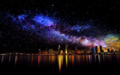 Starry San Diego