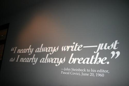 Writing=Breathing
