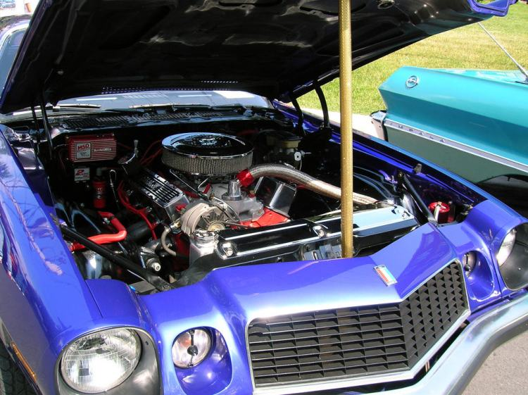 1977 Chevy Camaro 01