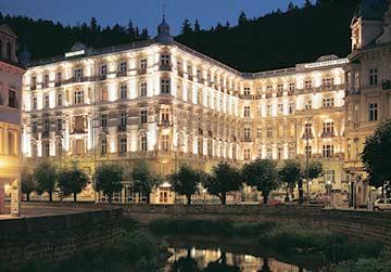 Hotel Splendide in Casino Royale