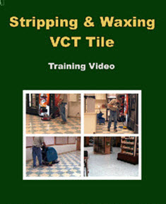 stripping waxing vct tile floors video online access