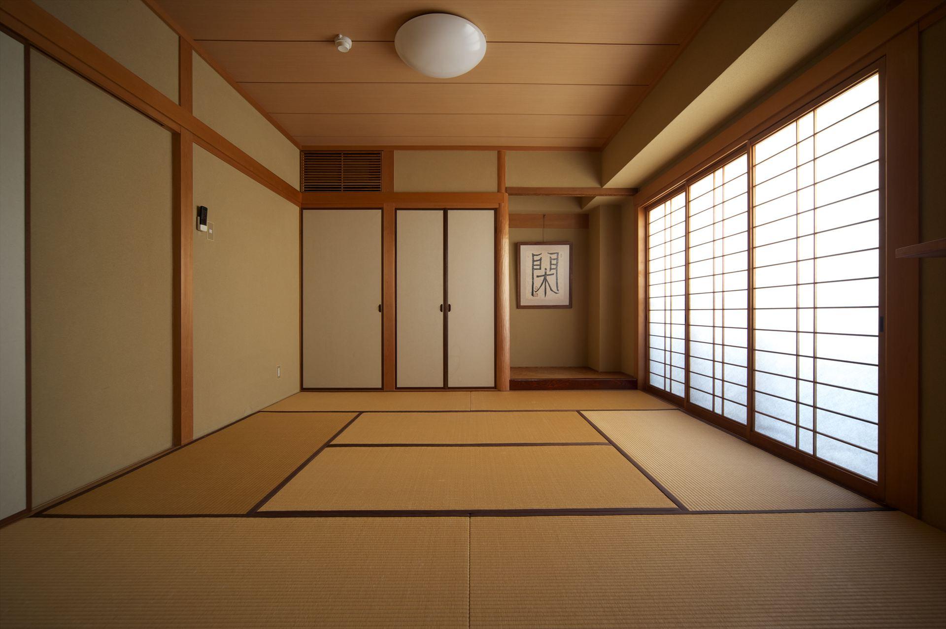 Casa giapponese tradizionale la varie parti for Stanza giapponese