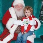 Santa Visit 2012 {Santa Pictures Link Up}
