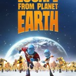 Escape From Planet Earth: Movie + Giveaway