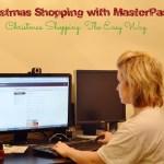 Christmas Shopping with MasterPass #MasterPass #MC