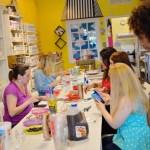 Sunshine Glaze: DFW Bloggers Girls Night Out
