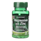Holland & Barrett Magnesium with Zinc Tablets
