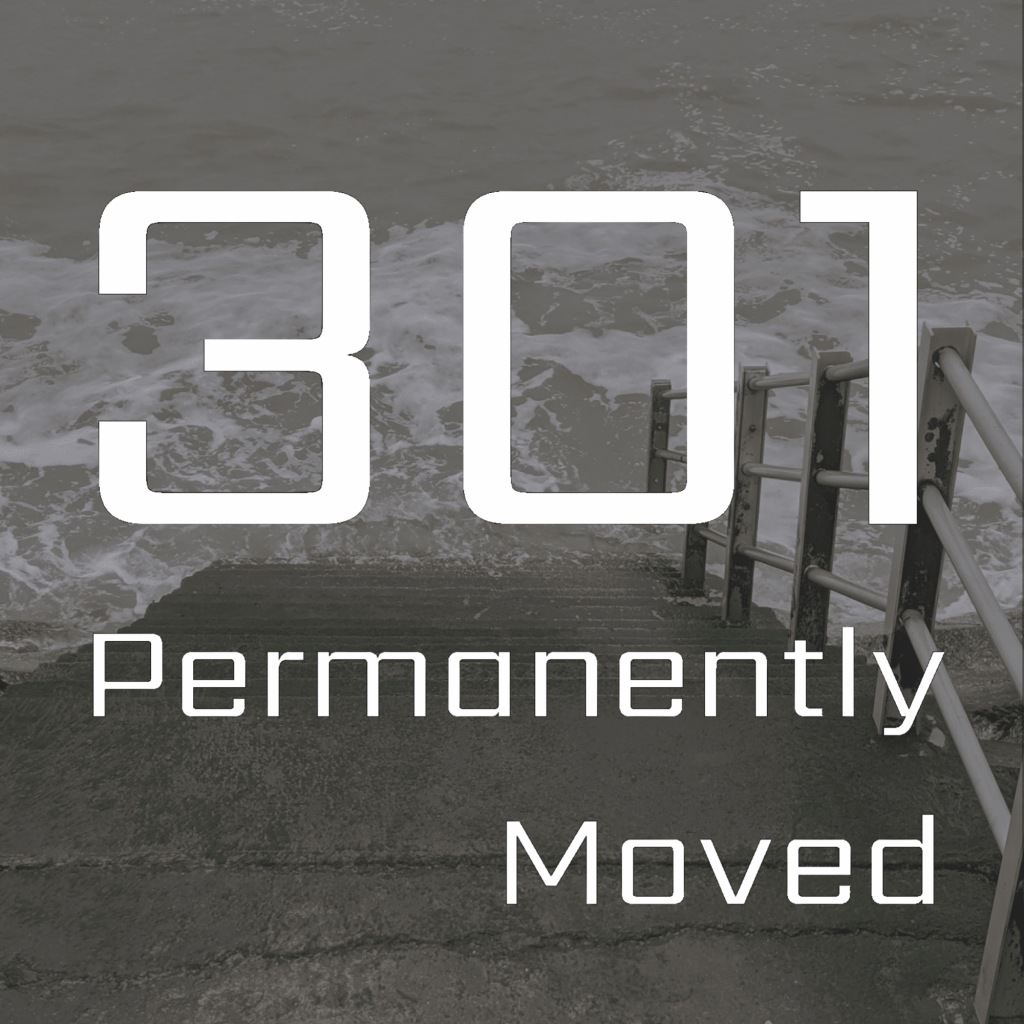 Permanenetly Moved Podcast Cover 2001