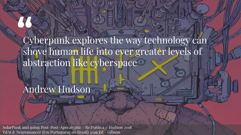 Andrew Hudson, Neuromancer Slide